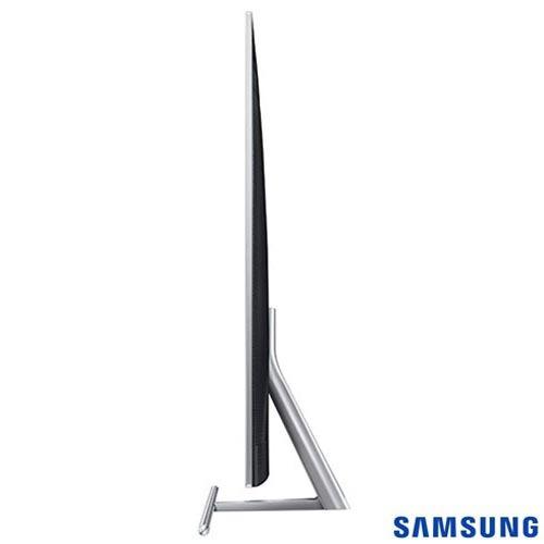 smart tv samsung qled 4k 55 polegadas - qn55q7famgxzd