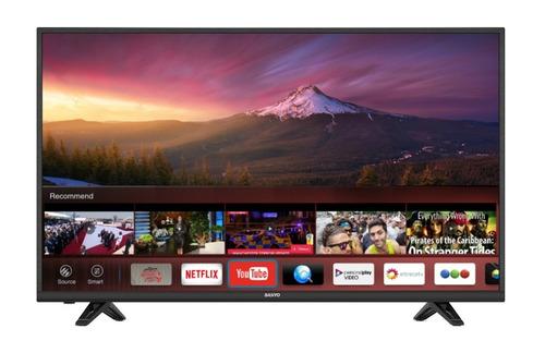 smart tv sanyo 32 led hd internet netflix youtube wi fi usb