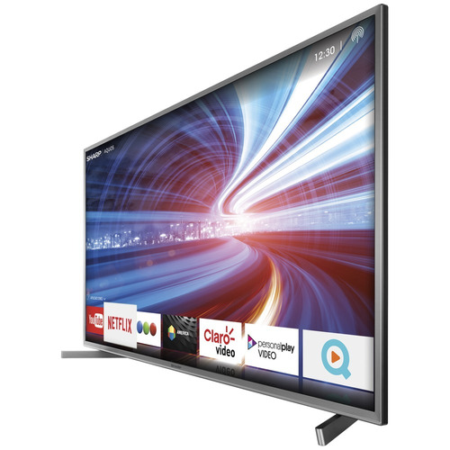 smart tv sharp 55  4k uhd sh5516kuhd ( netflix)