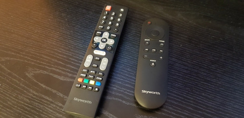 smart tv skyworth 55  4k hdr android