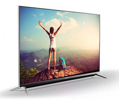 smart tv skyworth sw65s6sug led 4k 65