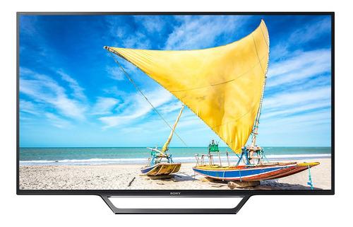 smart tv  sony 48  led fhd smart & durável kdl-48w655d