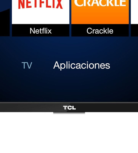 smart tv tcl 32  netflix youtube quad core