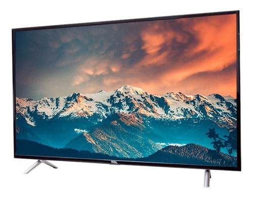 smart tv tcl 50 ultra hd 4k hdr 10 dolby audio usb 50s412