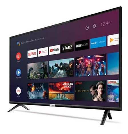 smart tv tcl led hd 32  hdr modo cinema - 32s6500