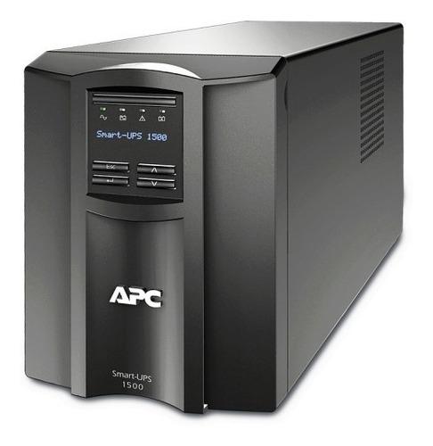 smart-ups de apc 1500 va lcd 230 v