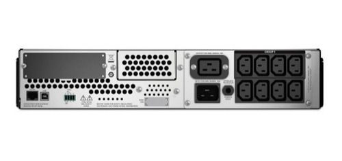 smart-ups de apc 3000 va lcd rm 2u 230 v