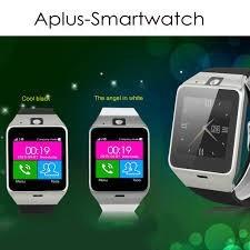smart watch aplus gv18 inteligente celular  bluetooth camara