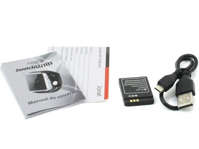 Altavoz Reloj Bluetooth Nepa Cámara Sd Micro Smart Watch y8O0nvNmw