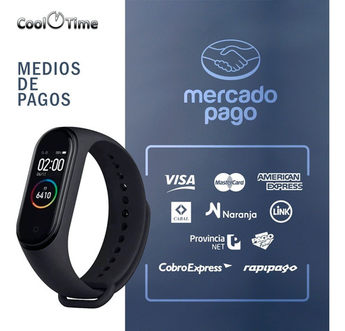 smart watch century john l. cook cardio mensajería 2 mallas