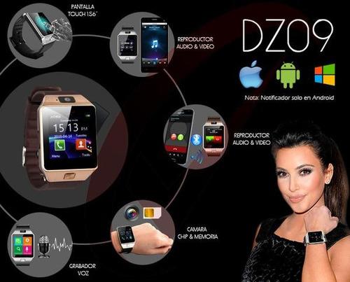 smart watch chip, camara, micro sd, memoria, touch bluetooth