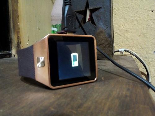 smart watch con linea activa. con camara y sinfin de apps.