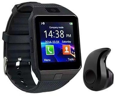 smart watch  dz09 con auricular bluetooth,   entrega gratis!