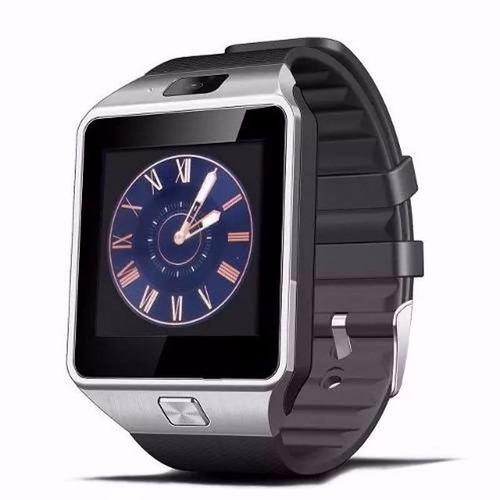 smart watch dz09 reloj inteligente + batería extra de regalo