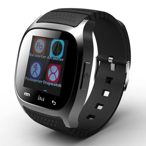 smart watch m26 reloj inteligente android bluetooth sms