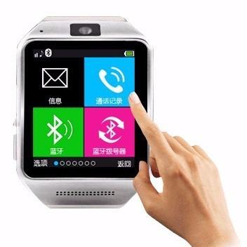 smart watch nuevo reloj inteligente gv-08 nuevo camara 1.3mp