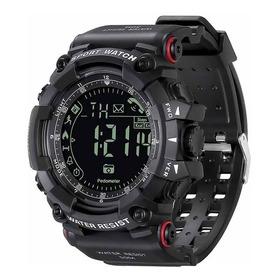 Smart Watch Reloj Bluetooth Militar Táctico Sumergible Pr2