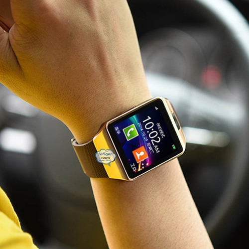 smart watch reloj celular camara chip sd bluetooth tactil*