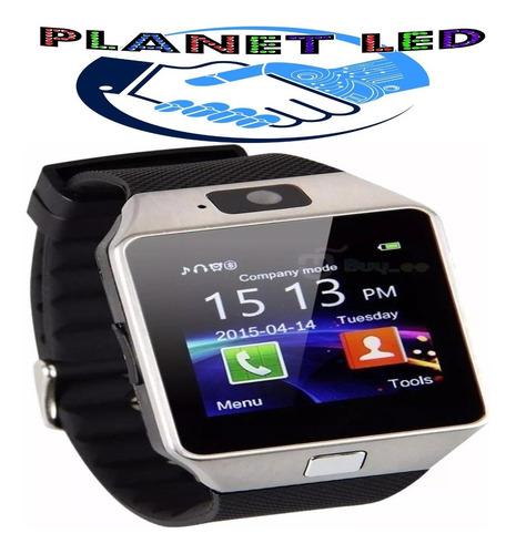 smart watch reloj celular camara chip sd bluetooth tactil*