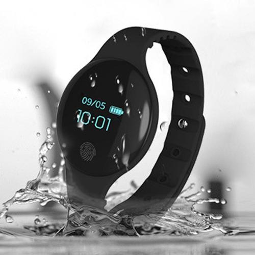 smart watch reloj inteligente al aire ronda digital pulsera