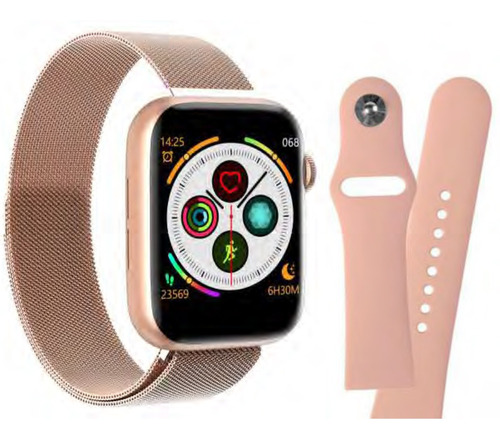 smart watch reloj inteligente mujer x time iphone android s