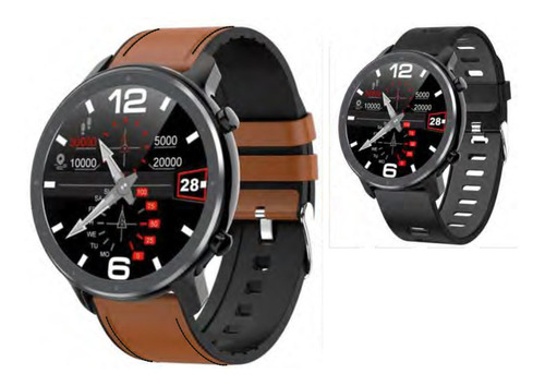 smart watch reloj inteligente x time iphone android xt-sl11