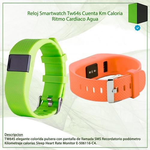 smart watch reloj pulsera inteligente digital corazon cardi