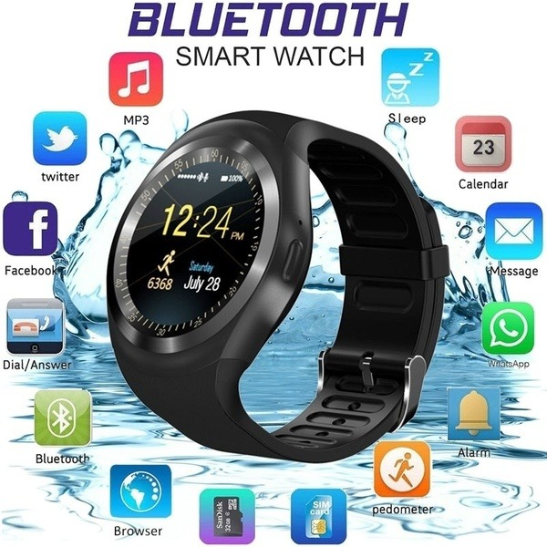 17334ac7d Smart Watch Reloj Tactil Celular Camara Chip Sd Bluetooth - U$S 19 ...
