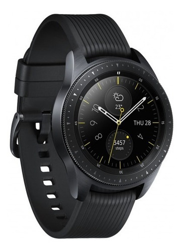 smart watch samsung reloj inteligente r810 42 mm  bluetotth nuevo