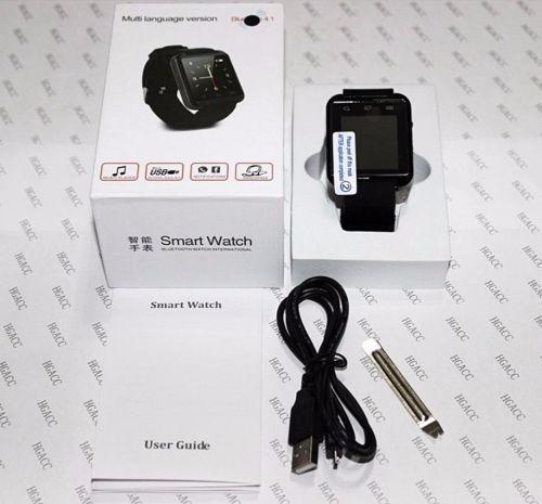 smart watch sefton u8 - reloj inteligente /bluetooth /táctil