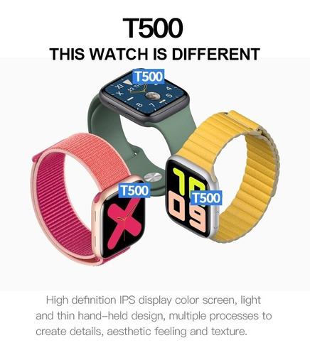 smart watch serie 5 llamadas/resistente al agua