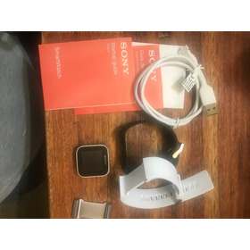 Smart Watch Sony Mn2 (nunca Usado, Nuevo, En Caja, Original)