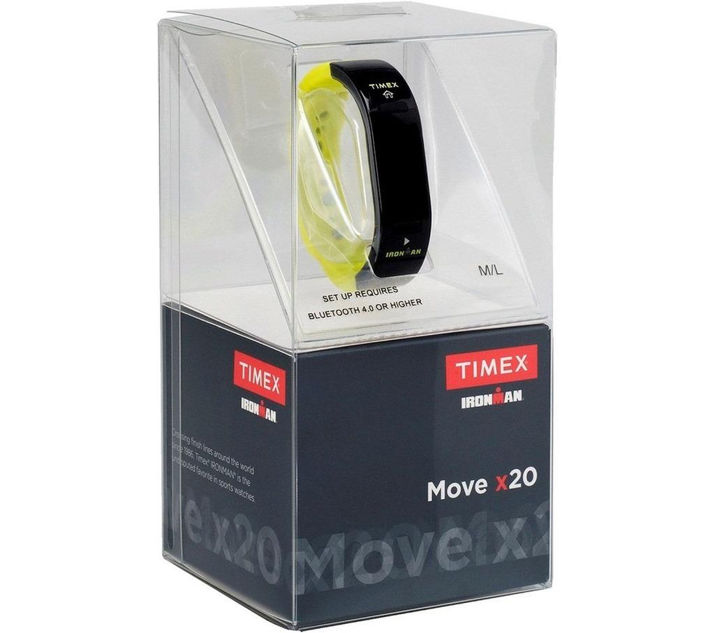 timex ironman move x20 manual