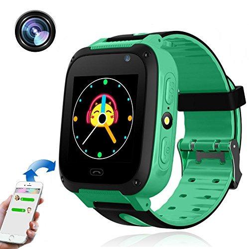 smart watch tkstar con cámara para niños - juneo