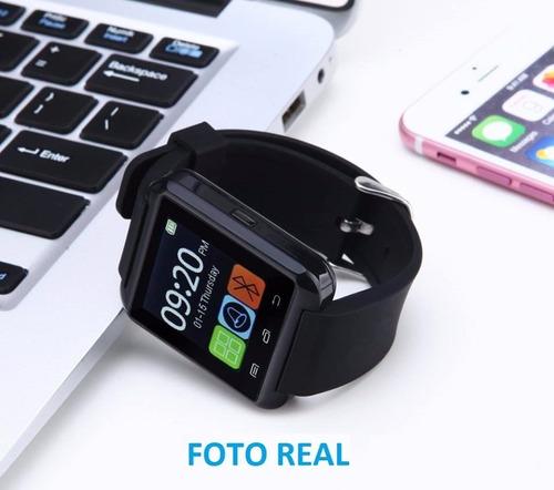 smart watch u8 bluetooth envio lima gratis empresa garantia