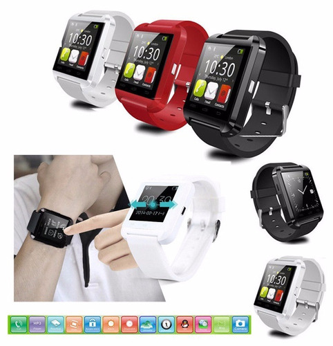 smart watch u8 reloj inteligente android bluetooth