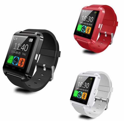smart watch  u8 - reloj inteligente /envio gratis