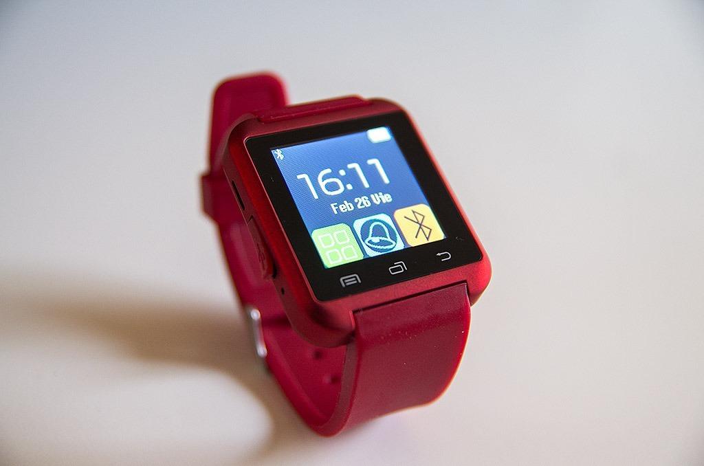 Smart Watch U8 Rojo