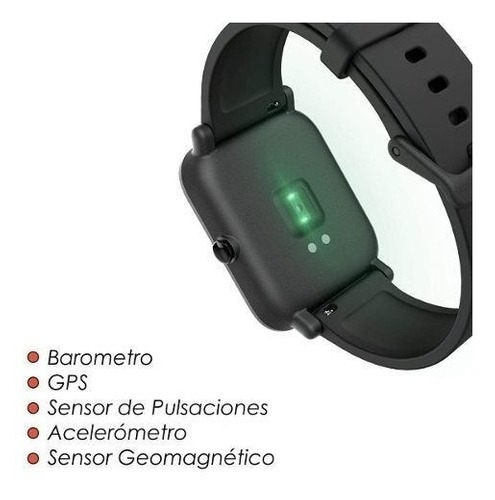 smart watch xiaomi amazfit reloj inteligente gps tracker