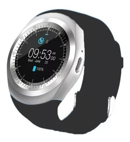 smart watch y1 plus control ritmo cardiaco reloj inteligente
