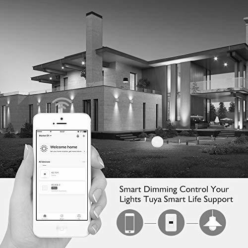 Tools & Home Improvement Smart WiFi LED Dimmer Switch eMylo