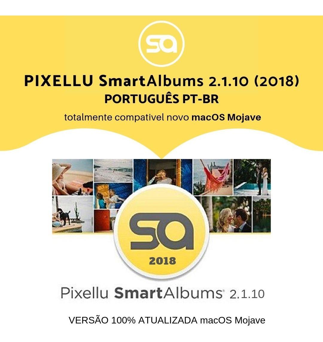 Smartalbums 2 1 10 - Macos - Versão Atualizada 2018