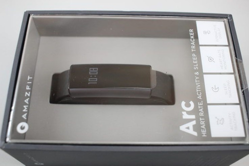 smartband amazfit arc a1603, monitor ritmo cardíaco