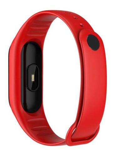 smartband bluetooth m3 plus negro