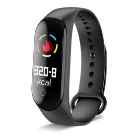 Smartband Fitband Reloj Deportivo Inteligente M3s Sumergible Touch Sueño Pulsaciones
