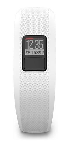 smartband garmin vivofit 3 branco calorias distância sono