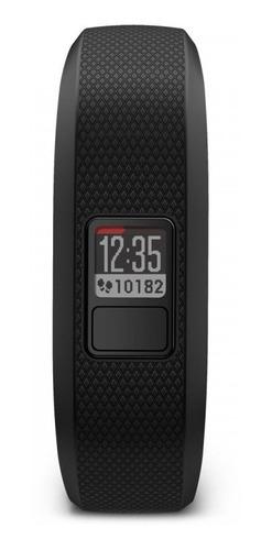 smartband garmin vivofit 3 preto calorias distância sono