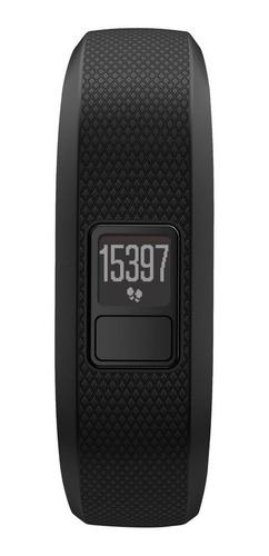 smartband garmin vivofit 3 xl preto calorias distância sono