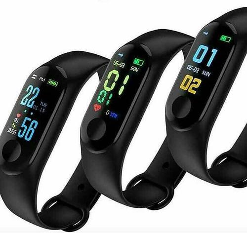 smartband m3s mede pressão arterial batimentos bem completo