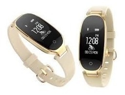 smartband para mujer contra agua iphone/android